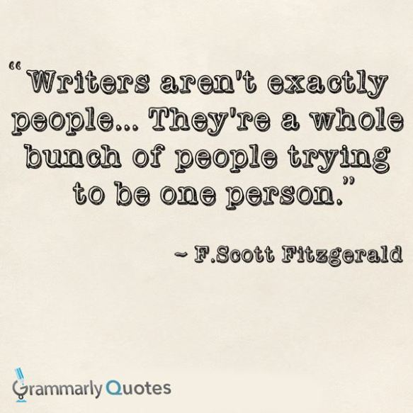 Writers people